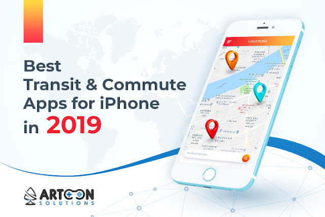Best transit and Commute applications for iPhones in 2019