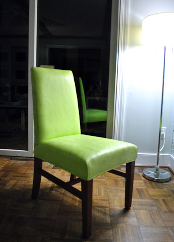 paint chair fale