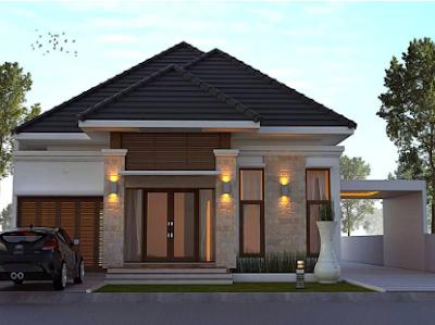 Gambar Denah Rumah 2020 (Lintas Gambar - www.lintasgambar.com)