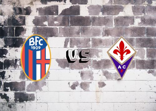 Bologna vs Fiorentina  Resumen