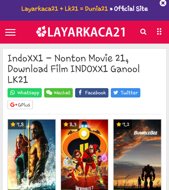 Situs Download Film Sub Indo