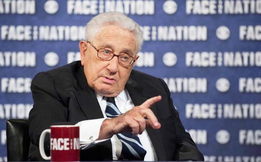 Κίσινγκερ: Κίνδυνος πολέμου ΗΠΑ – Κίνας