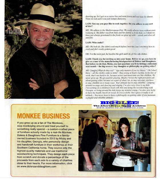 Above Seven Images: Itu0027s Micky Dolenz At Home In 2017! An Excerpted Article  From LIFE AFTER 50 Magazine!