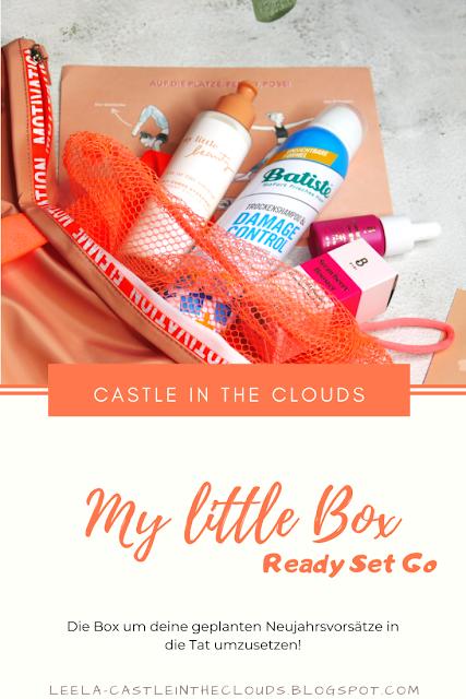 My little Box Ready Set Go - Januar 2020 Pinterest