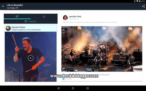 Los eventos mas importantes del mundo en directo con Banjo