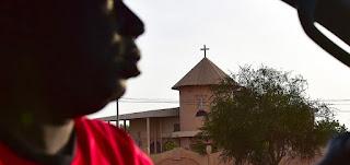 استشهاد قس وثلاثة من أفراد عائلته وشماس، شمال بوركينا فاسو