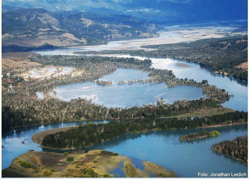 Vaciamientos de lagos eran más arrolladores en el valle del Río Baker hace 2.500 años