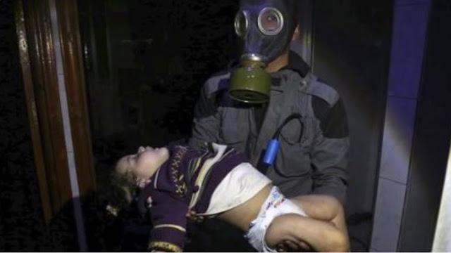 Συρία: Αναμένεται προβοκάτσια με χρήση χημικών όπλων