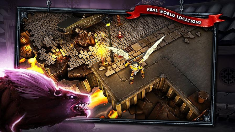 Download SoulCraft Action RPG MOD APK 2