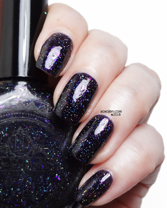 xoxoJen's swatch of Pop Polish Poor Unfortunate Souls