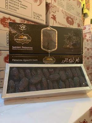 Stok Kurma Safawi Premium