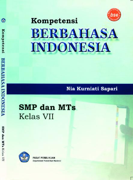 Download Buku Siswa KTSP SMP dan MTs Kelas 7 Kompetensi Berbahasa Indonesia