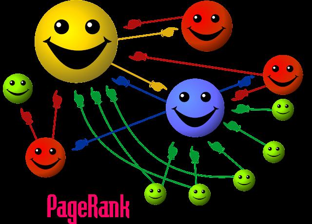 """Page Rank Adalah... bla..bla..bla.. aduh males njelasinnya, gini aja deh ini ada artikel dari Om Wikipedia, baca sendiri ya.  PageRank yaitu sebuah algoritma yang telah dipatenkan yang berfungsi memilih situs web mana yang lebih penting/populer. PageRank merupakan salah satu fitur utama mesin pencari Google dan diciptakan oleh pendirinya, Larry Page dan Sergey Brin yang merupakan mahasiswa Ph.D. Universitas Stanford. Trus bagaimana cara kerja Page Rank?  Sebuah situs akan semakin terkenal bila semakin banyak situs lain yang meletakan link yang mengarah ke situsnya, dengan perkiraan isi/content situs tersebut lebih berkhasiat dari isi/content situs lain. PageRank dihitung dengan skala 1-10.  Contoh: Sebuah situs yang mempunyai Pagerank 9 akan di urutkan lebih dahulu dalam list pencarian Google daripada situs yang mempunyai Pagerank 8 dan kemudian seterusnya yang lebih kecil.  Banyak cara dipakai search engine dalam memilih kualitas/rangking sebuah halaman web, mulai dari penggunan META Tags, isi dokumen, pementingan pada content dan masih banyak teknik lain atau campuran teknik yang mungkin digunakan.  Link popularity, sebuah teknologi yang dikembangkan untuk memperbaiki kekurangan dari teknologi lain (Meta Keywords, Meta Description) yang sanggup dicurangi dengan halaman yang khusus di desain untuk search engine atau biasa disebut doorway pages.  Dengan algoritma 'PageRank' ini, dalam setiap halaman akan diperhitungkan inbound link (link masuk) dan outbound link (link keuar) dari setiap halaman web.  PageRank, mempunyai konsep dasar yang sama dengan link popularity, tetapi tidak hanya memperhitungkan """"jumlah"""" inbound dan outbound link. Pendekatan yang dipakai yaitu sebuah halaman akan diangap penting bila halaman lain mempunyai link ke halaman tersebut.  Sebuah halaman juga akan menjadi semakin penting bila halaman lain yang mempunyai rangking (pagerank) tinggi mengacu ke halaman tersebut.  Dengan pendekatan yang dipakai PageRank, proses terjadi secara rekursif dima"""
