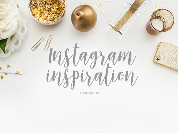 Instagram Inspiration: February