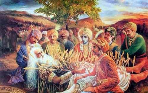 Bhishma Dwadashi 2021 Date Importance Of Shradh And Tarpan On The Day Hindu Blog