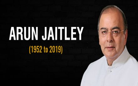 A Tribute to Shree Arun Jaitley from MyLawman