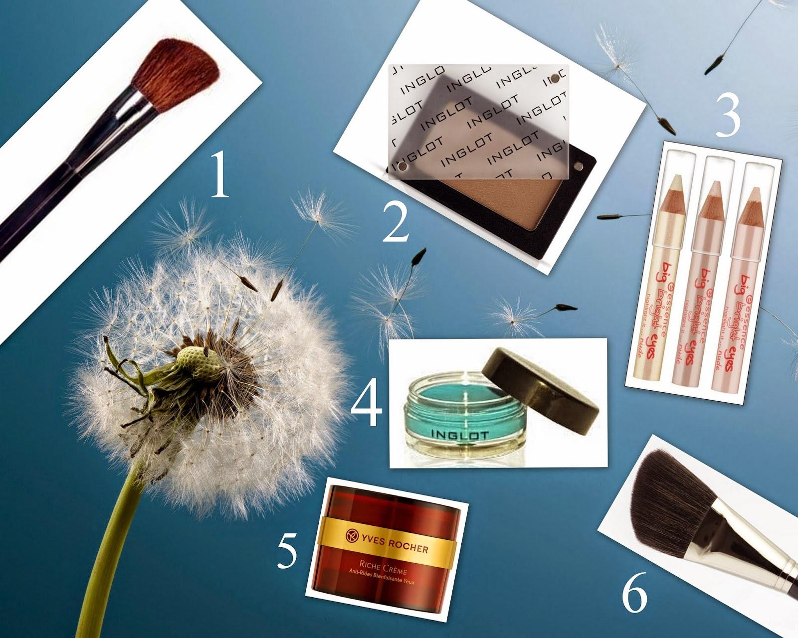 Kosmetyczna WISHLISTA zainspirowana głównie blogosferą...