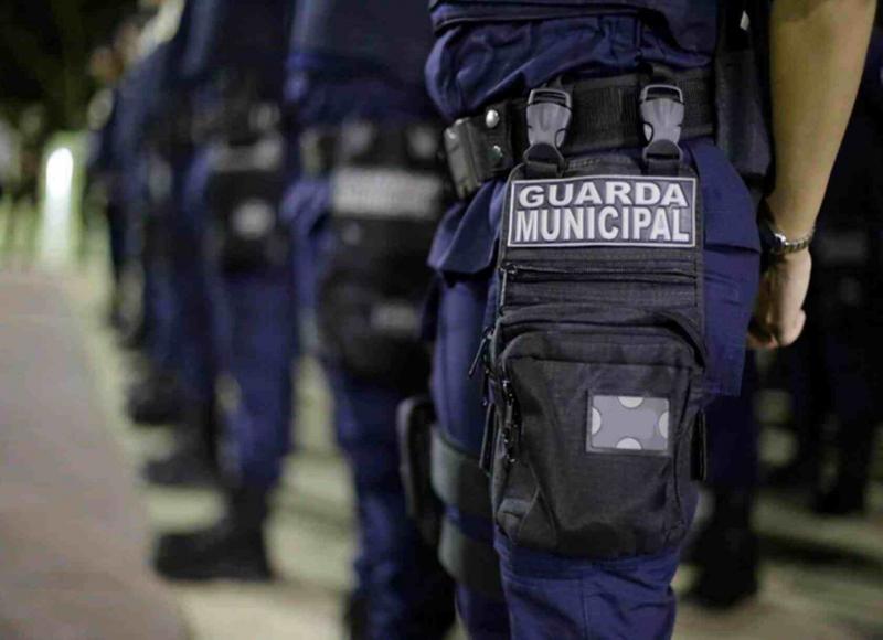 Guarda Municipal detém homem por ocorrência de Maria da