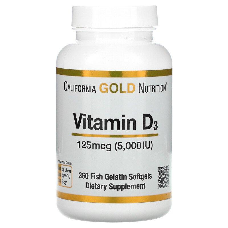 California Gold Nutrition, CollagenUP, морской гидролизованный коллаген, гиалуроновая кислота и витамин C, с нейтральным вкусом, 206 г (7,26 унции)