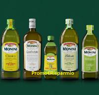 Logo Concorso ''Fatti un giro con Monini'': vinci 20 weekend enogastronomici