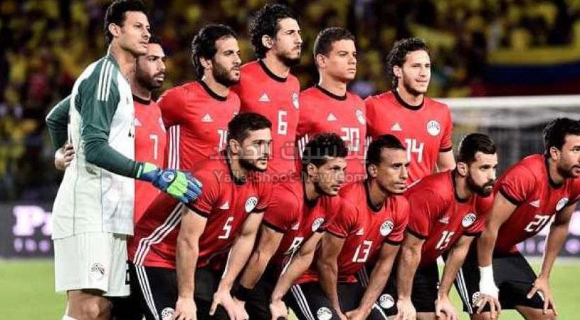 مصر vs ليبيريا