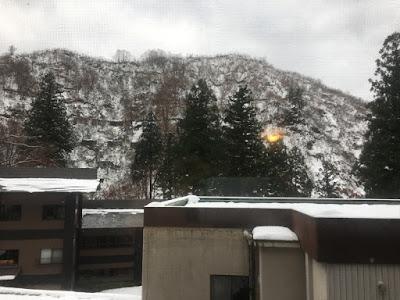 宝巌堂 窓からの眺め