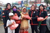 Aksi Peduli LSM SIGAB Berbagi Takjil Gratis Untuk Dhuafa