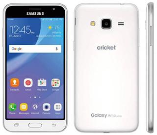 Samsung Galaxy Amp Prime terbaru