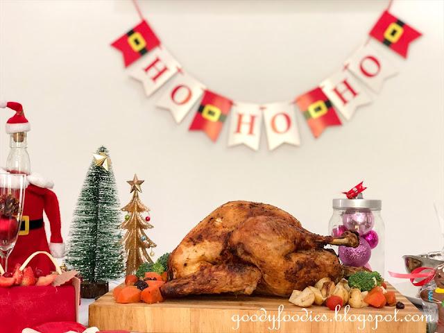 EQ Kuala Lumpur Roast Turkey
