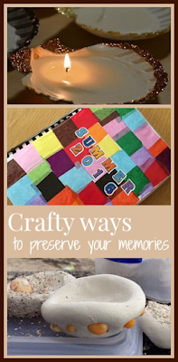 Crafty ways to remember your travel and holidays