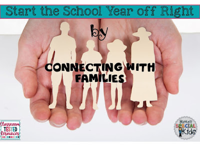 Parent Communication in School