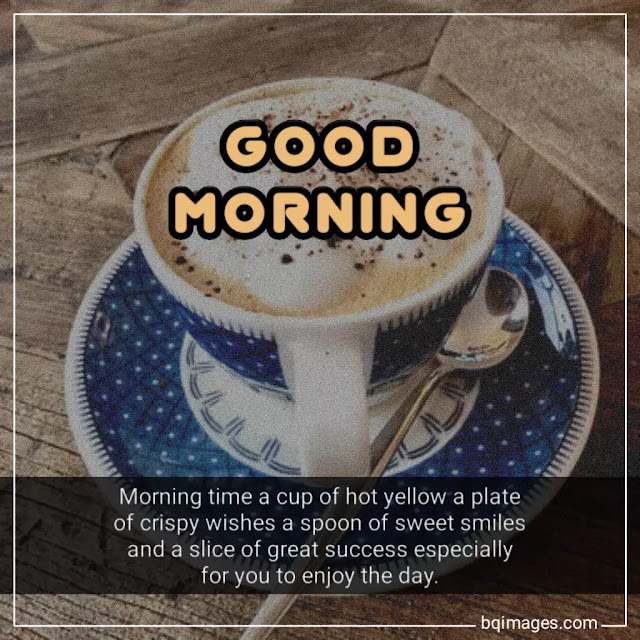 smile good morning wishes