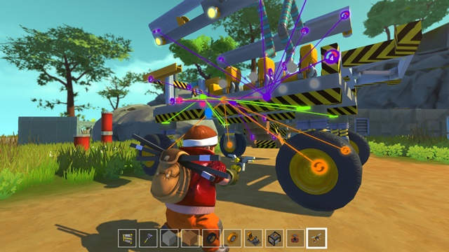 Scrap Mechanic PC Full