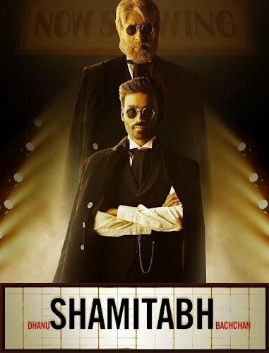 Shamitabh (2015) Movie Poster No. 2