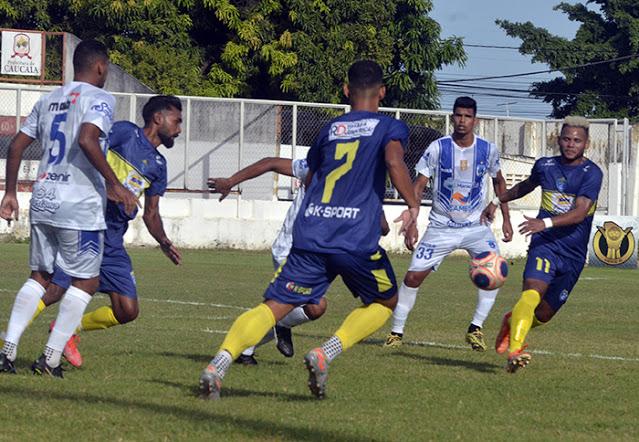 Campeonato Cearense da Série B - Pacatuba perde mais uma ...