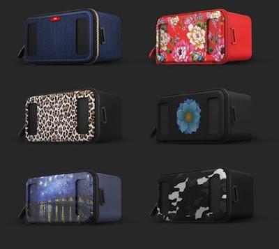 Mi VR DIY Design