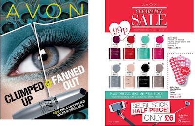 Avon catalog-broshure 9 2016 + Avon Sale Flyer