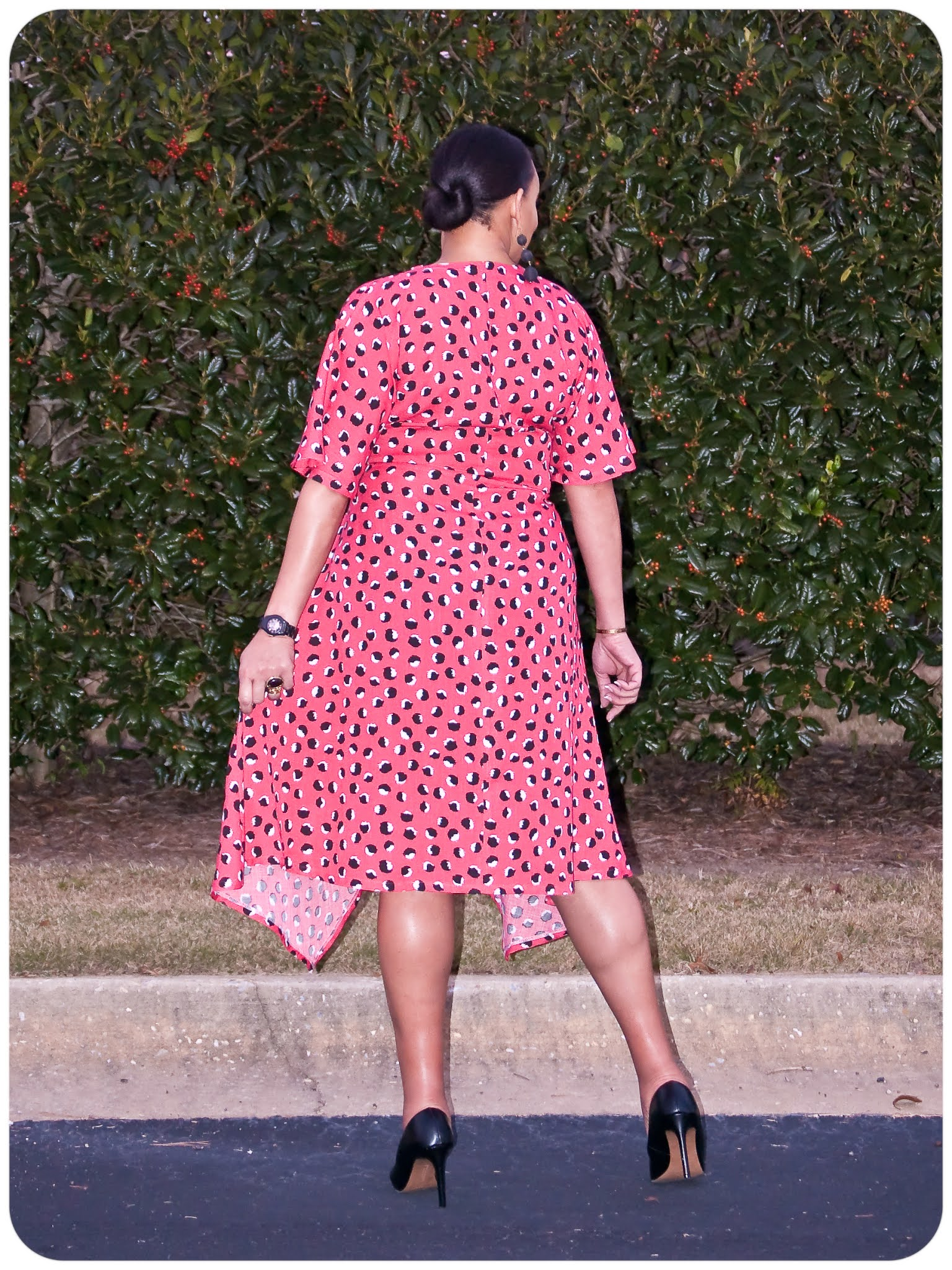 Style Sew Me - Anna Dress - Erica Bunker DIY Style!