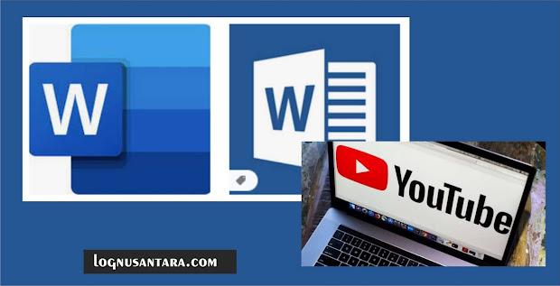 Cara Memasukkan Video YouTube dalam Dokumen Word