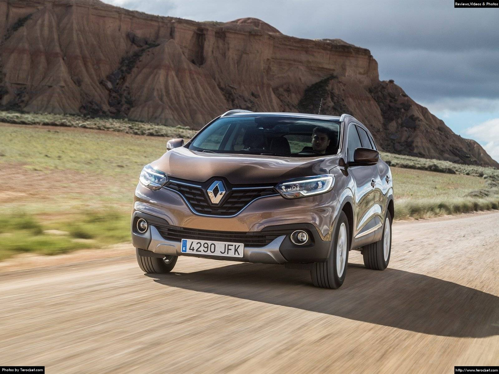 Hình ảnh xe ô tô Renault Kadjar 2016 & nội ngoại thất