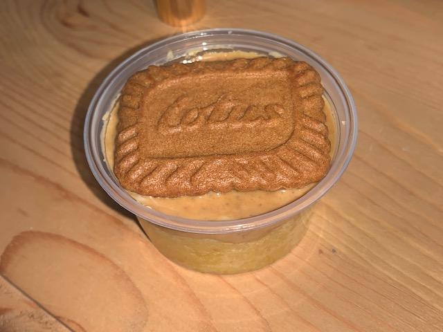 Biscoff Cake pot