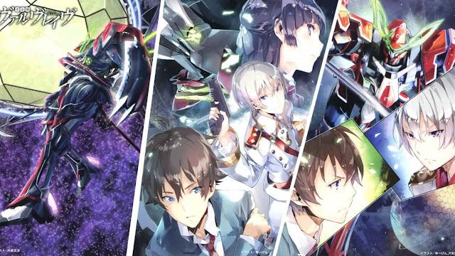 Kakumeiki Valvrave BD Sub Indo : Episode 1-12 END | Anime Loker