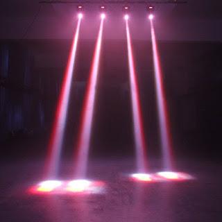 30W MOVIMENTO LED RGBW