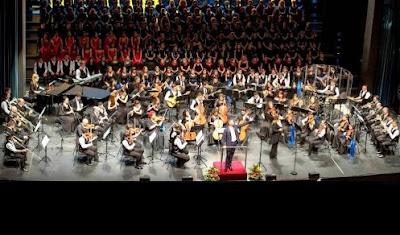 Ακροάσεις της Συμφωνικής Ορχήστρας Νέων Ελλάδος