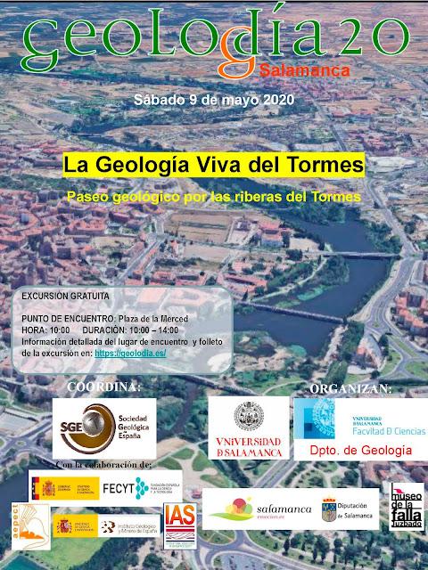 Juzbado, museo de la falla, geolodía2020