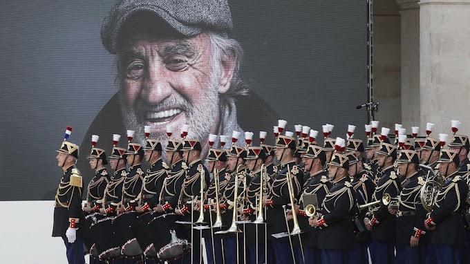 A profi című film főcímdalára búcsúztak Jean-Paul Belmondo-tól - Videó