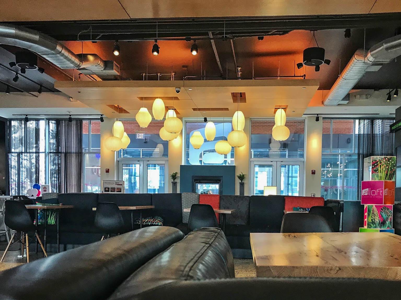 Aloft Lexington Hotel Review