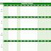 【ダウンロード】システム手帳自作リフィル 2021年スケジュール&タスクリスト エクセルファイル