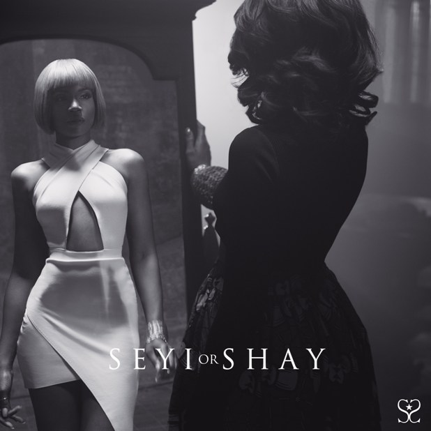 Check Out Seyi Shay's Debut Album Cover