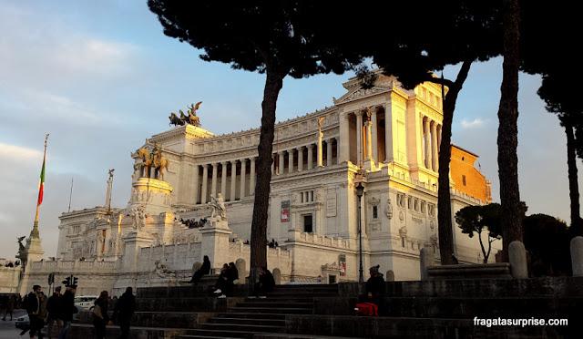 Monumento a Vittorio Emanuele, Altar da Pátria, Roma